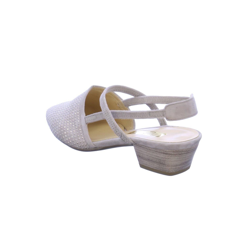 Gabor Damen Pumps Sling-Sandalette Sling-Sandalette Pumps 65632-13 grau 253937 47ff9f