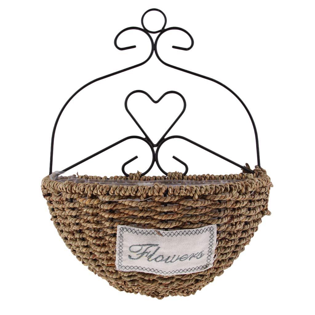 Birdnest perfeclan Blumenampel H/ängekorb H/ängeampel H/ängetopf Pflanzenampel