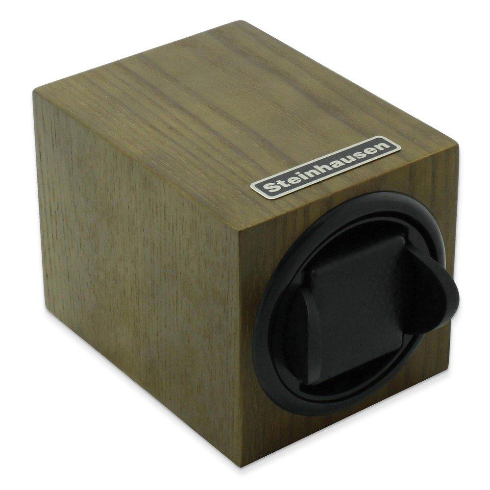 Best Birthday Gift Steinhausen Single Olive Wood Grain Watch Winder