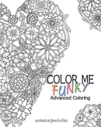 Color Me Funky - Advanced Coloring