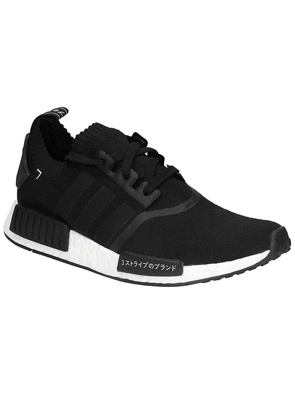 discount sale 845bf 5333e Amazon.com  adidas NMD R1 Pk Japan Boost - S81847 - Size 11 Black, White   Road Running