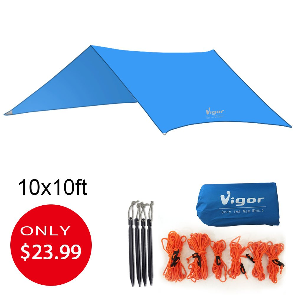Vigor Water-Resistant Lightweight Rainfly