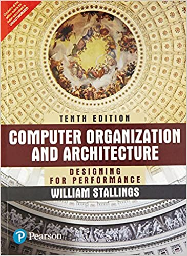 Computer Organisation And Architecture By William Stallings Pdf