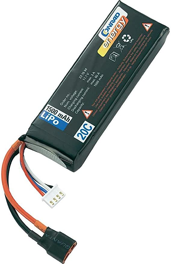 Conrad 237694 batería recargable - Batería/Pila recargable