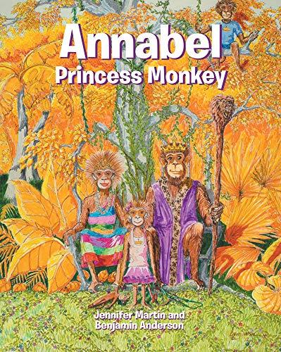 Annabel Princess Monkey