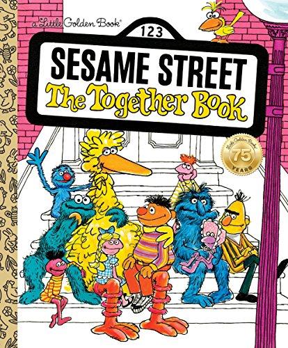 The Together Book (Sesame Street) (Little Golden Book)