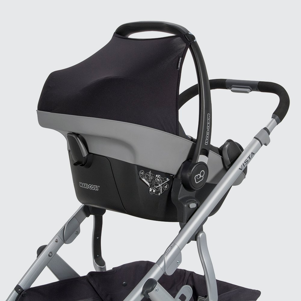 UPPAbaby Infant Car Seat Adapter for Maxi-Cosi (for VISTA 2015-later/all CRUZ): Amazon.es: Bebé