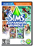 Electronic Arts The Sims 3: Expansion Bundle - Juego (Mac / PC, Simulación, T (Teen), ENG)