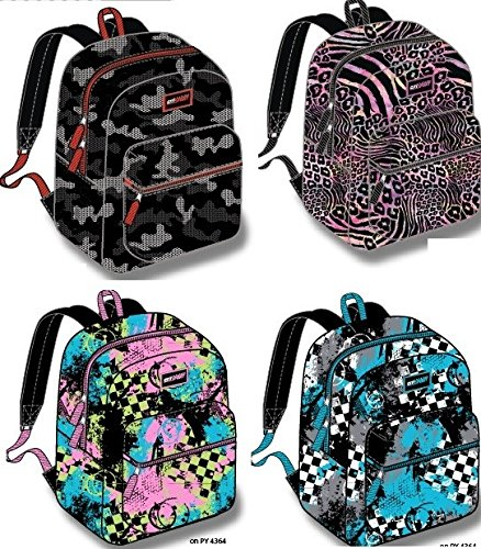 "Ddi 15.5"" Dule Compartment Backpack(Pack Of 24) from D&D"