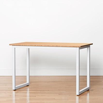 Bambú mesa auxiliar - 48