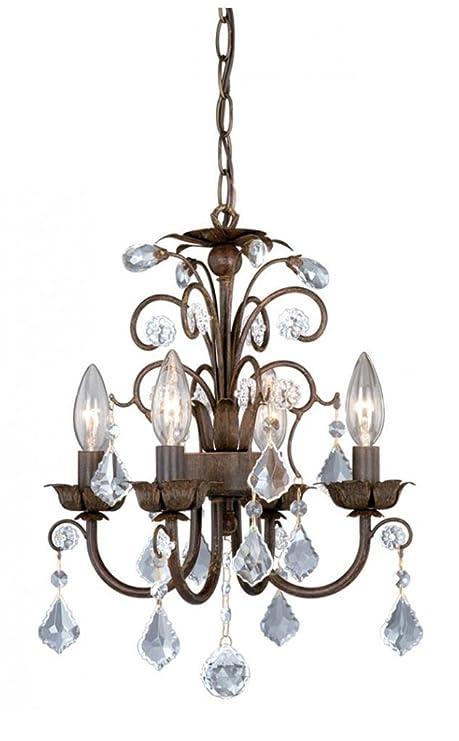 Amazon.com: Vaxcel iluminación mn-chu016 Mini – Lámpara de ...
