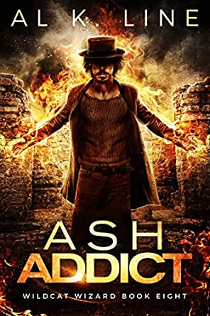 Image result for Ash Addict (Wildcat Wizard Book 8)