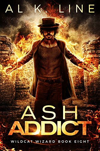 Ash Addict (Wildcat Wizard Book 8)