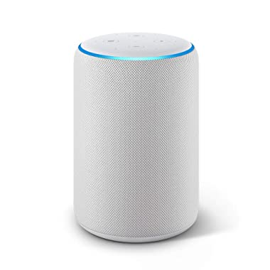 Echo Plus (2nd Gen) - Premium sound with built-in smart home hub - Sandstone