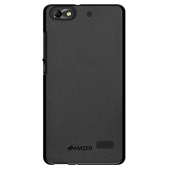 super popular 59ed3 efa5d Amazon.com: Amzer Pudding TPU Skin Case Back Cover for Huawei Honor ...