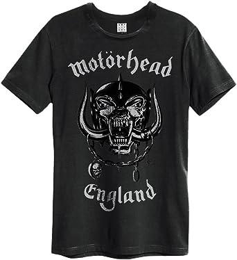 Motorhead Playing Card Camiseta Manga Corta para Hombre