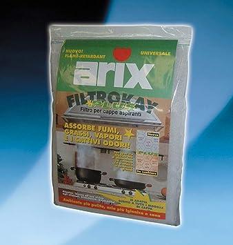 filtro campana extractora arix filtrokay: Amazon.es: Hogar