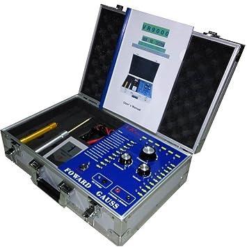 VR9000 Underground metal detector Prfessional long range gold Diamond Silver Copper digger