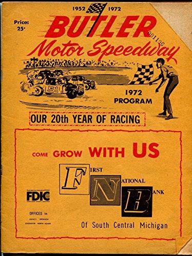 Mesa Marin Raceway Race Program 1977-Bakersfield CA-Sonny - Stores Ca Bakersfield