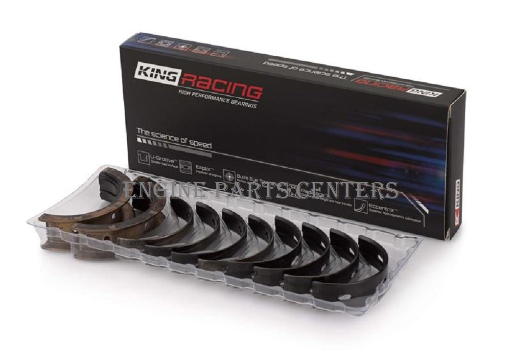 King Engine Bearings MB5382XPG Crankshaft Main Bearing Set