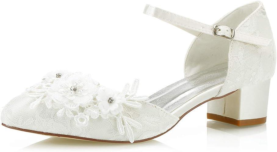 Mrs White 6655-1 Women's Wedding Shoes