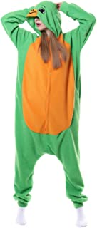 Turtle Onesie One-Piece Pajamas Animal Cosplay Costume Halloween Xmas Gift