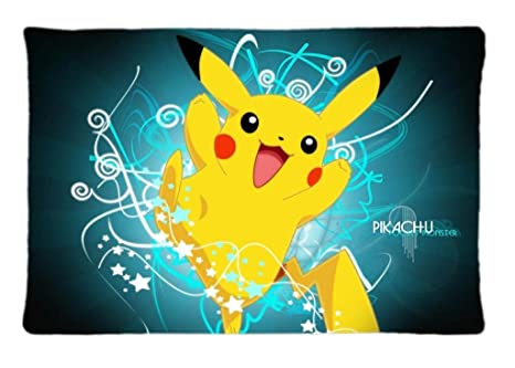 Tancat Pokeball Pokemon Pikachu Quote Custom funda de ...