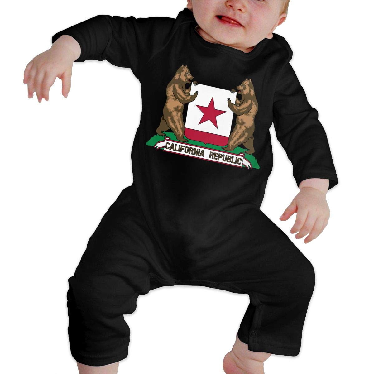 Final Fantasy Mog and Chocobo Unisex Long Sleeve Baby Gown Baby Bodysuit Unionsuit Footed Pajamas Romper Jumpsuit
