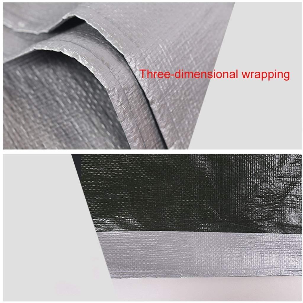 Ispessito impermeabile con telone in PE PE PE impermeabile, 100% impermeabile e prossoetto UV - 180 g m² (Dimensione   10  10m)   Ottima qualità    Garanzia di qualità e quantità  d5828c