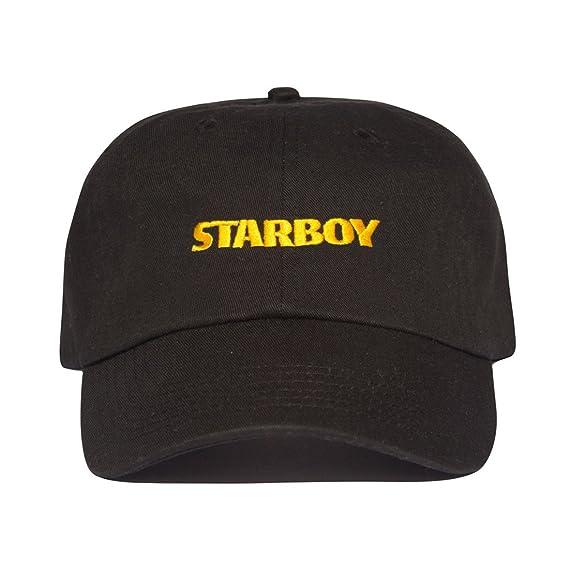 0bf0770a942 Starboy - XO Hat the Weeknd Abel Strapback  Amazon.fr  Vêtements et ...