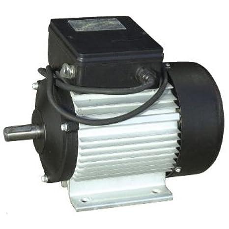 Motor eléctrico para compresor 4 CV 400 revoluciones por minuto 3000 V.