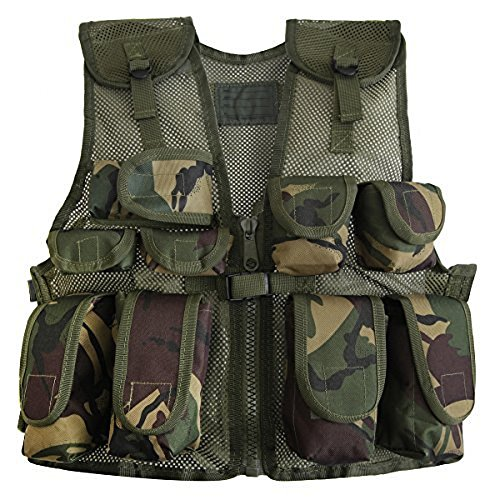 Kids Army Camouflage Combat