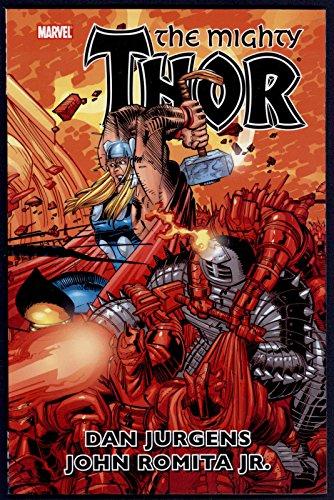Thor Volume 2 Jurgens Romita New Trade Paperback TPB Graphic Novel Marvel Comics