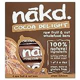 Nakd Cocoa Delight Bars (4x30g)