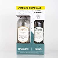 EMPAQUE ESPECIAL - DUO PACK - MEZCAL AMORES ESPADIN + MEZCAL AMORES CUPREATA