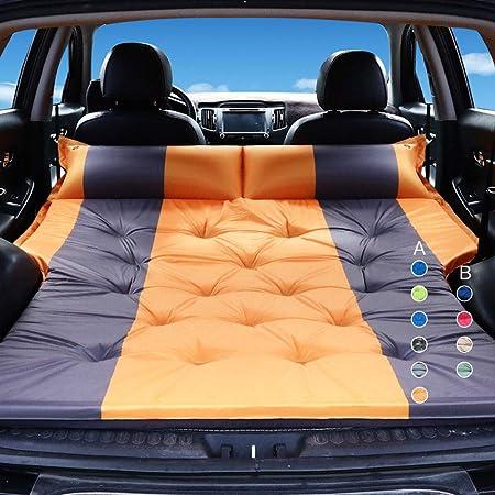 Amazon.com: HYM - Colchón inflable para coche, para camping ...