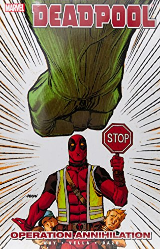 Deadpool Volume 8: Operation Annihilation ()