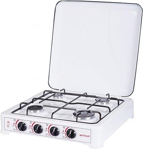 4 quemadores GLP Cocina de gas con tapa I-15 2013, – itimat ...