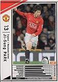 WCCF 08-09 / Manchester United / White / 123 / Park Ji-Sung