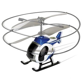 World Brands-Mi primer helicóptero azul, color (SilverLit 84703 ...