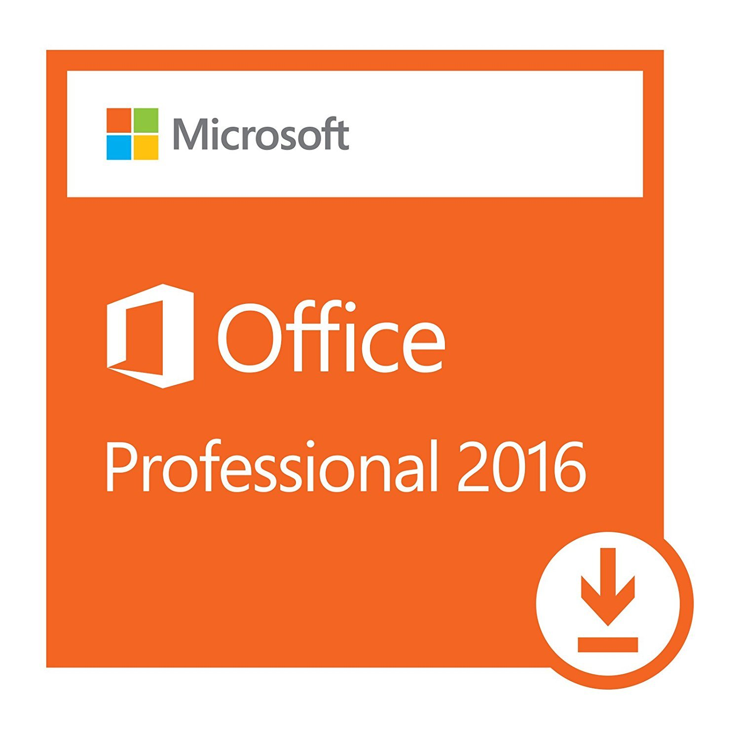 MICROSOFT OFFICE 2016 Professional Plus 1 PC Scarica il Registro Ufficiale ( SETUP.OFFICE.COM ) Lingua italiana / multilingua
