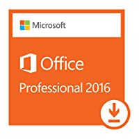 Microsoft Office 2016 Professional Plus - Digital Download - Digital Licence