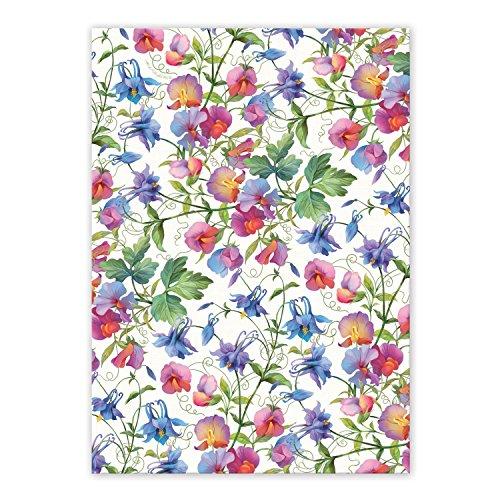 - Michel Design Works Kitchen Towel, Sweet Pea