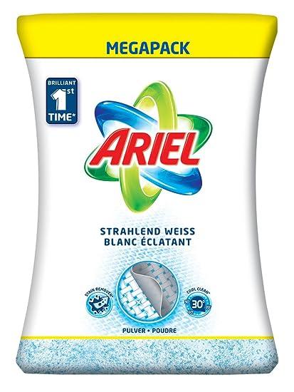 Ariel – Quitamanchas y radiante Blanco Polvo grande para colectividades, ...