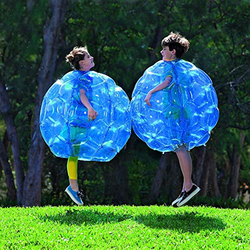 Geekper Sumo Bumper Balls, Inflatable Body Bubble Ball Bumper Bopper for Kids and Adults 36