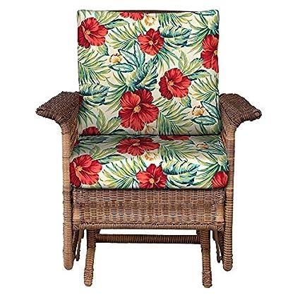 Beau Home Improvements Outdoor Patio Deep Seat Chair Cushion Set Seasonal  Replacement Cushions 20 1/