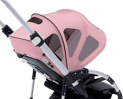 Opinión sobre Bugaboo - Capota ventilada para silla de paseo Bugaboo Bee, Rosa (Soft Pink)