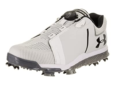 detailed look 241a6 631f0 Amazon.com | Under Armour Men's Tempo Sport BOA Golf Shoe | Golf