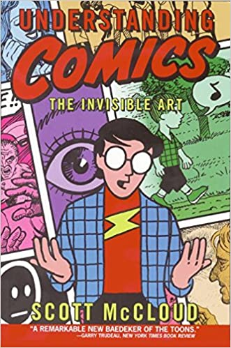 Image result for scott mccloud understanding comics