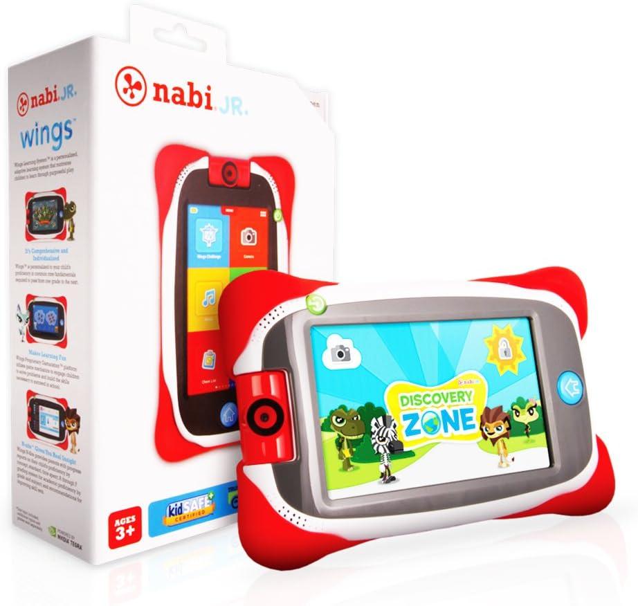 Amazon Com Nabi Jr 4gb Kids Tablet Computers Accessories